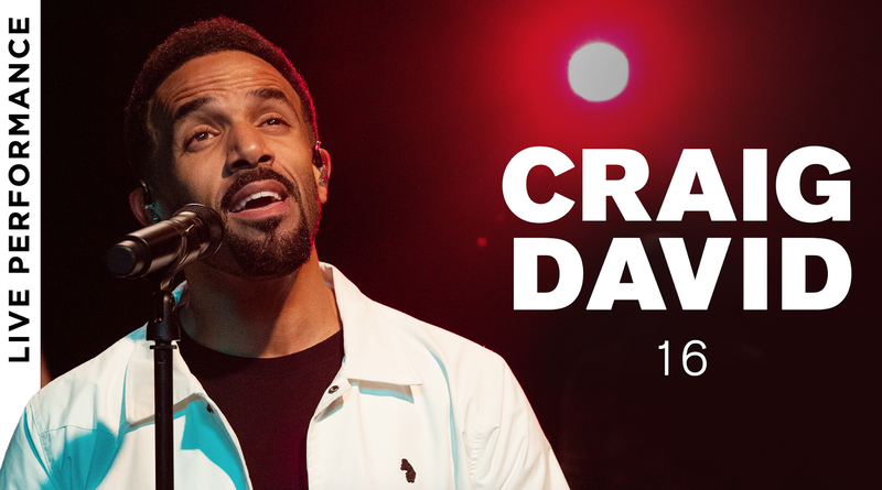 Craig David When 16 Live Vevo