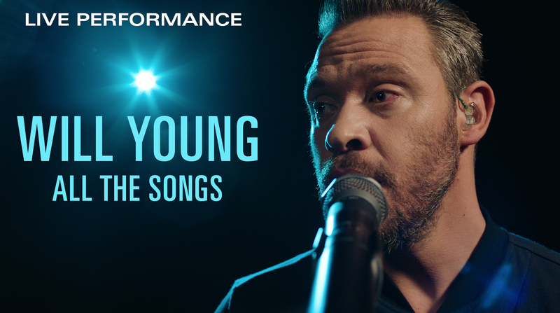 Will Young All The Song Live Performance Vevo