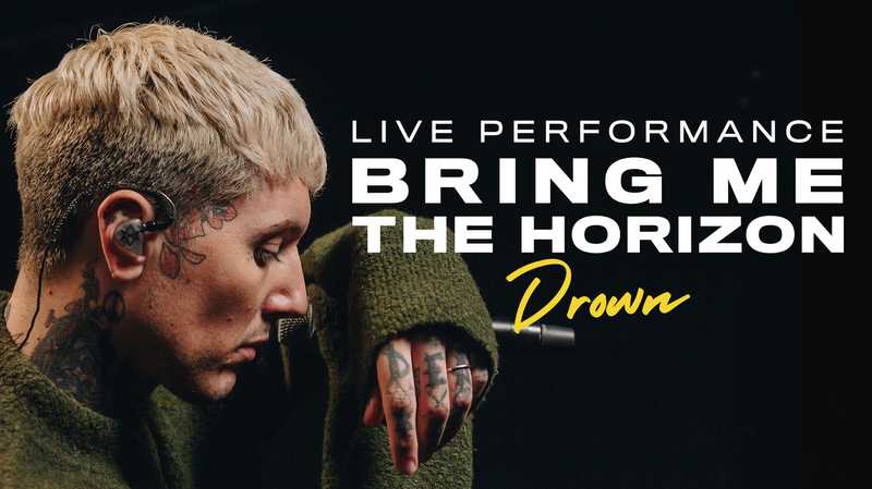 BMTH Bring me the horizon | VEVO | LIVE PERFORMANCE #AMO