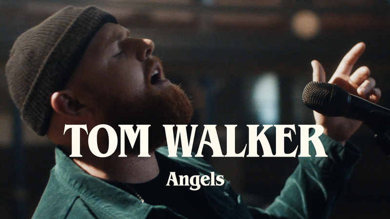 Tom Walker | Vevo | ANGELS (Live)