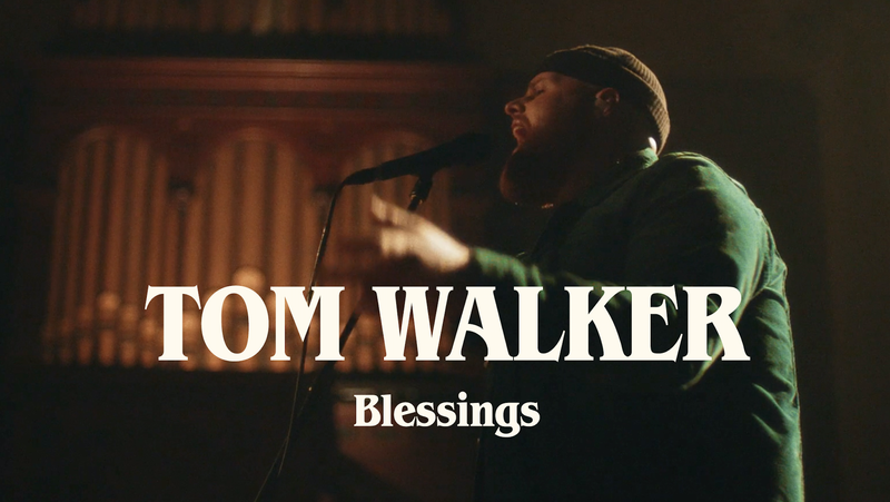 Tom Walker | Vevo | BLESSINGS (Live)